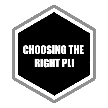 Choosing the right PLI