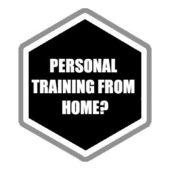 Personal Training from Home