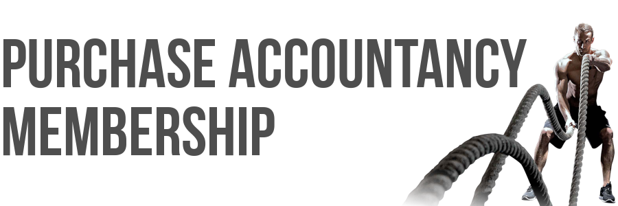 Purchase Accountancy Membership