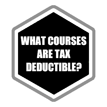 What is tax deductible?