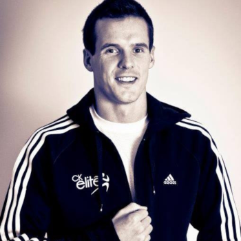 Chris Kirk Team GB Athlete