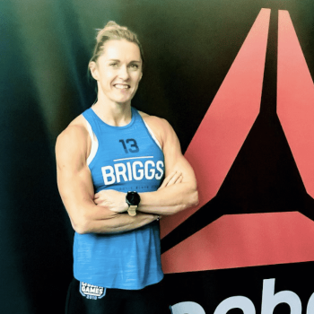 Sam Briggs CrossFit Champion